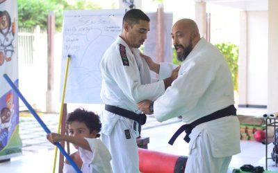 Usando Ubabalo na arte marcial
