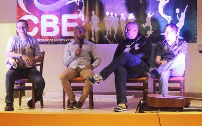 Encontro Nacional 2017 – Bate papo sobre a história da CBE