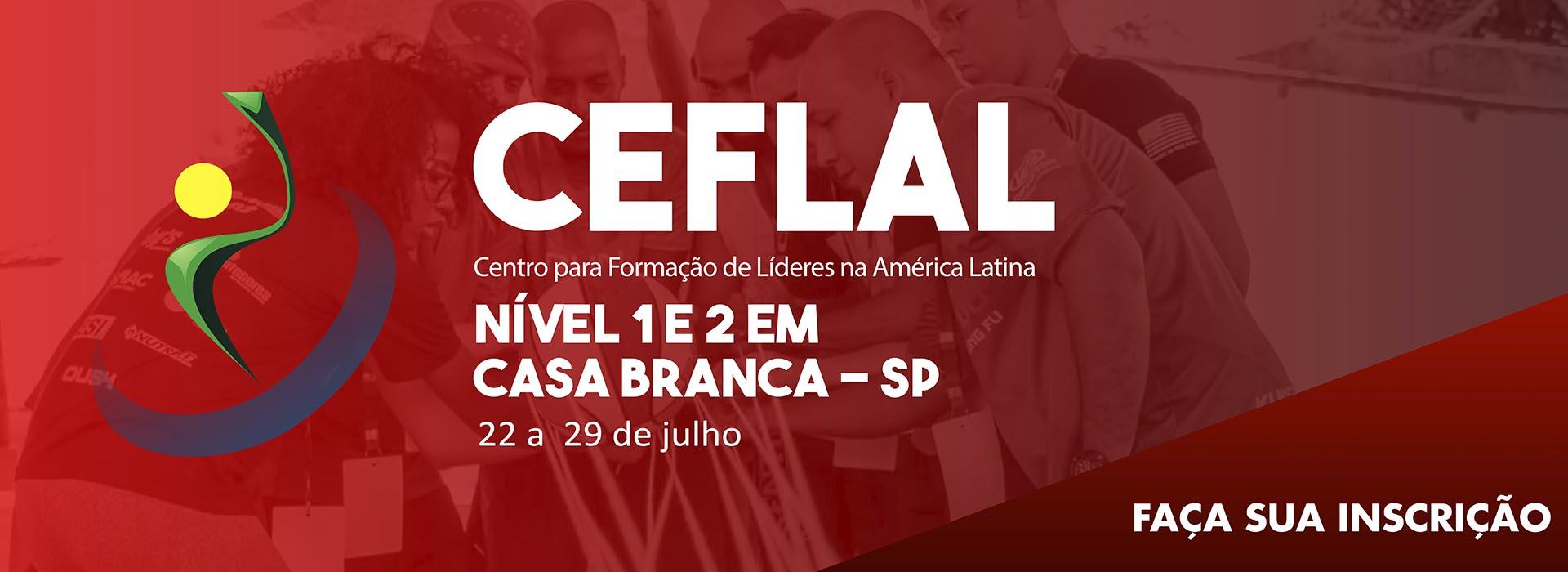 Ceflal em Casa Branca - São Paulo
